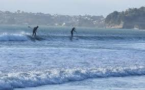 Stand Up Paddle Boards at Orewa
