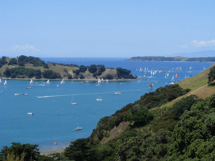 Bed and Breakfast in Mahurangi for Regatta Anniversary Weekend
