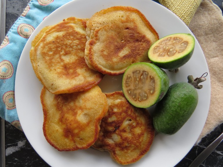 Feijoa-piklets
