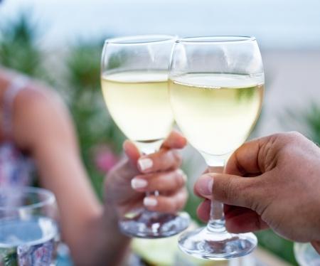 Wine at Matakana