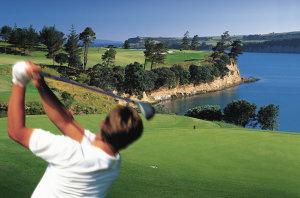 golf accommodation
