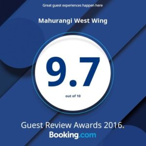 B&B reviews 2016
